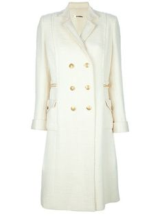 CHANEL VINTAGE - double breasted coat from A.N.G.E.L.O. VINTAGE PALACE