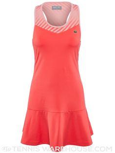 227e017b5cf Lacoste Women s Spring Tennis Dress