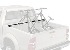 Yakima BikerBar Truck Bed Bike Rack: MD~ For full-sized trucks