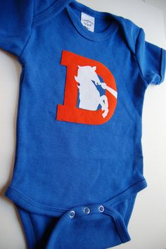 Vintage Denver Broncos Football shirt Denver by ShopMelissa