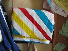 Duct Tape Bags | AllFreeKidsCrafts.com