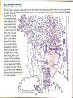 CRIANDO ARTE -PINTURA EM TECIDO -ESPECIAL COUNTRY - Nidia1313 - Álbuns da web do Picasa