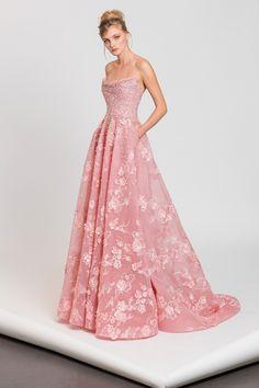 Tony Ward - Modelos de cores quentes para a festa de gala | Blog Mariée