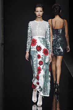 John Richmond. See all the best looks from Milan fashion week fall 2015.