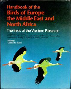 Volume 1 - Handbook of the Birds of the Western Palearctic - Ostrich to Ducks. 49,36€ Amazon - Ostrich to Ducks (Inglese) Copertina rigida – 12 gen 1978 di Stanley Cramp (Autore) #frillilibrary