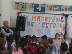 Maratón de lectura 3