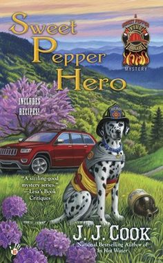 Sweet Pepper Hero by J. J. Cook, Click to Start Reading eBook, Old rivalries heat up in the fourth Sweet Pepper Fire Brigade mystery from the national bestselling a