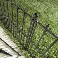 Zippity Garden Fence | Outdoor Living | Pinterest | Fences, Budgeting And Garden  Fencing