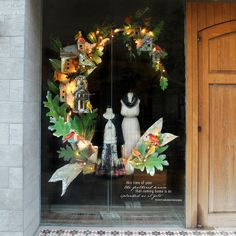 Our Holiday 2014 Windows | East Chicago Avenue, Chicago, IL