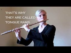 ▶ How to do Tongue Stops (flute) - YouTube