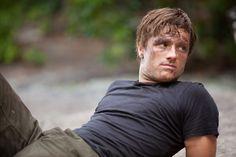 Josh Hutcherson stars as Peeta Mellark in Lionsgate Films' The Hunger Games