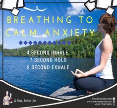 Deep breathing is one of the best ways to relax. But did you know there's a specific breathing technique that helps ease nervous tension? It's called the 4-7-8 breath, and it can help you relax in as little as three repetitions. Take a four second inhale through your nose, hold it for seven seconds, and exhale out of your mouth for eight seconds.   #HealtyLife #HappyLife #Health #Fitness #Motivation