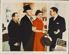Father of the Bride - Lobby card