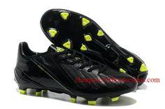 15e16438227 2014 Brazil World Cup Adidas Copa Mundial FG adidas adizero Metallic TRX FG  Leather Black Fluorescent Yellow Football Boots
