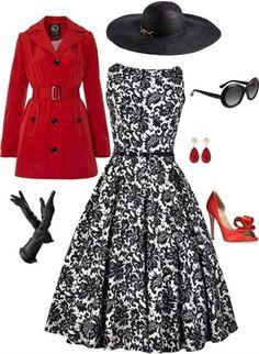Audrey Hepburn outfit inspiration (6)