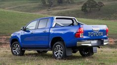 From the outside, the new 2017 Toyota Hilux will retain its well known appearance and its bold and classy exterior