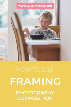 Photography Composition Tips | How to use framing as a composition tool