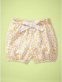Knit bow bloomers | Gap