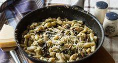 Homemade Cretan Pasta – Skioufihta