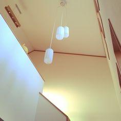 照明/階段で見上げたとこ…などのインテリア実例 - 2015-01-11 13:24:11 | RoomClip(ルームクリップ)