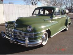 1947 Chrysler Royal