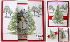 Et voilà on y est !C'est Noël ! Que dire de plus ? Ah si ! J'espère que vous serez un peu.... beaucoup, ou monstrueusement gâtées !....