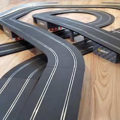 Slot Car Racing, Slot Car Tracks, Slot Cars, Bridge Support, Support Columns, Scalextric Track, Circuits, Courses, Model Trains