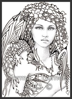 norma burnellcoloring pages black white - Bing Images