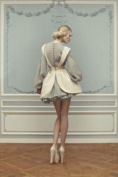 {fashion inspiration | couture : ulyana sergeenko spring-summer 2013}, via Flickr.