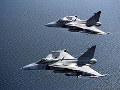 Saab JAS-39 Gripen Flight