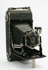 ZEISS IKON Nettar 512/2 Version C 1933-35 (Late Ver.) Not easy to find.....(J23)