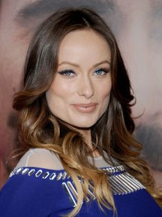 Steep Arch: Olivia Wilde likes to keep her ultra-angled brows filled-in for a softer effect.