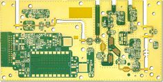 Edge electroplating board- case of #PCB fabrication