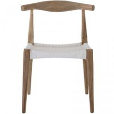 The Horn Chair is based on designs by Hans Wegner, one of the most innovative and prolific of all Danish Furniture designers that made mid-century Danish Design internationally popular. Chair Design, Furniture Design, Weylandts, Danish Furniture, Chairs For Sale, Danish Design, Decoration, Dining Chairs, Dining Room