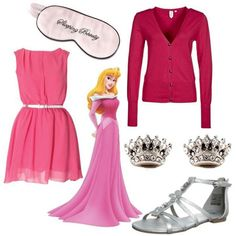 How to dress like your favorite character from Sleeping Beauty