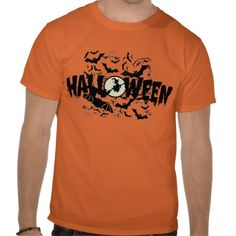 Halloween Bats shirts