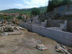 Izgradnja juzne tribine kapaciteta 546 mesta #Surdulica #Radnik