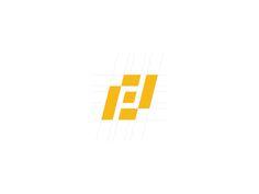 FJ Monogram Logo Design