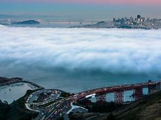 San Francisco- Photograph byMichael Perry, National Geographic Your Shot