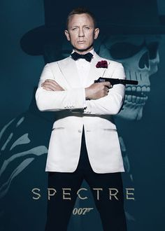Spectre (2015) - On leave from MI6, James Bond follows a trail of clues to uncover a sinister global terror group whose leader has a connection to Bond's past.