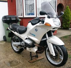 BMW R1100RS - one of the best bikes I have ever owned