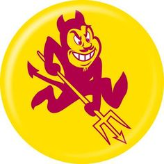 Arizona State University Sun Devils disc