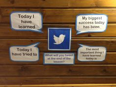 Tweet Tweet! What Have You Learned Today?