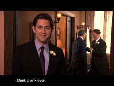Jim's last prank on Dwight (that we know of).