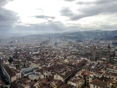 Florence Paris Skyline, Travel, Italia, Viajes, Trips, Traveling, Tourism, Vacations