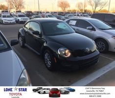 Lone Star Toyota of Lewisville Customer Review  Successdul trip to the dealership! Thibaut helped me out getting my new Volkswagon Beetle and even shared his genuine Belgian chocolates with me! Thank you for your help!!  Chelsea, https://deliverymaxx.com/DealerReviews.aspx?DealerCode=E208&ReviewId=55618  #Review #DeliveryMAXX #LoneStarToyotaofLewisville