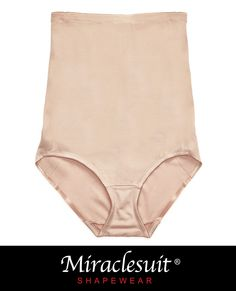 72fd38d76fc19 Miraclesuit Real Smooth Firm Control High Waist Brief at The Lingerie Shop  New York Full Body