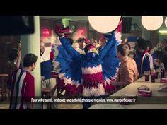 """UEFA EURO 2012 - Pub Coca-Cola """"Let's Get Crazy"""" in France"""