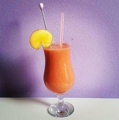 Fresh ovocné smoothie