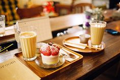 coffee strawberry..